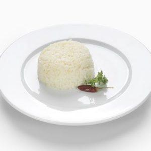 Párolt jázmin rizs