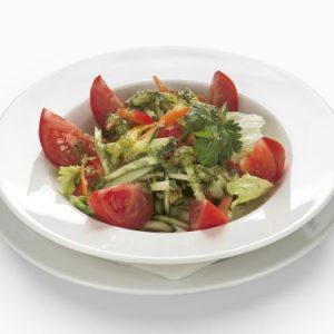 Vegetable salad mix from Grandma's garden