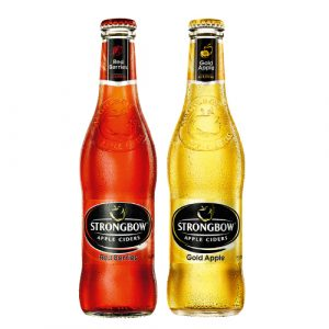 Strongbow apple 0,33 l
