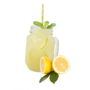 Homemade fresh classic lemonade 0,5 l