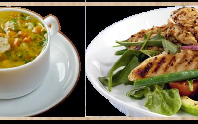 Ebéd menü minden nap / Lunch menu every day