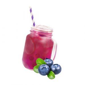 Blueberry fresh fruit lemonade 0.5 l