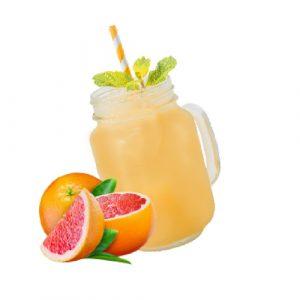 Homemade Iced Tea (Candied Fruit)